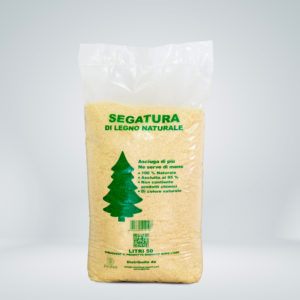 Eco Trade Group | segatura legno naturale 50 lt