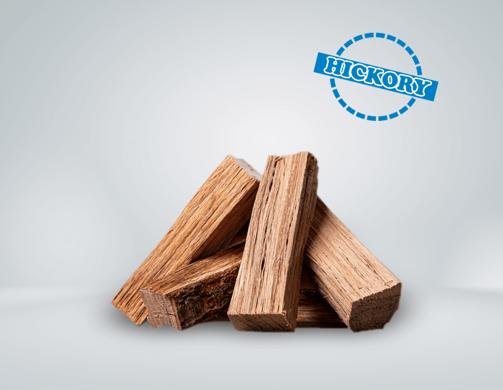 Logs Hickory
